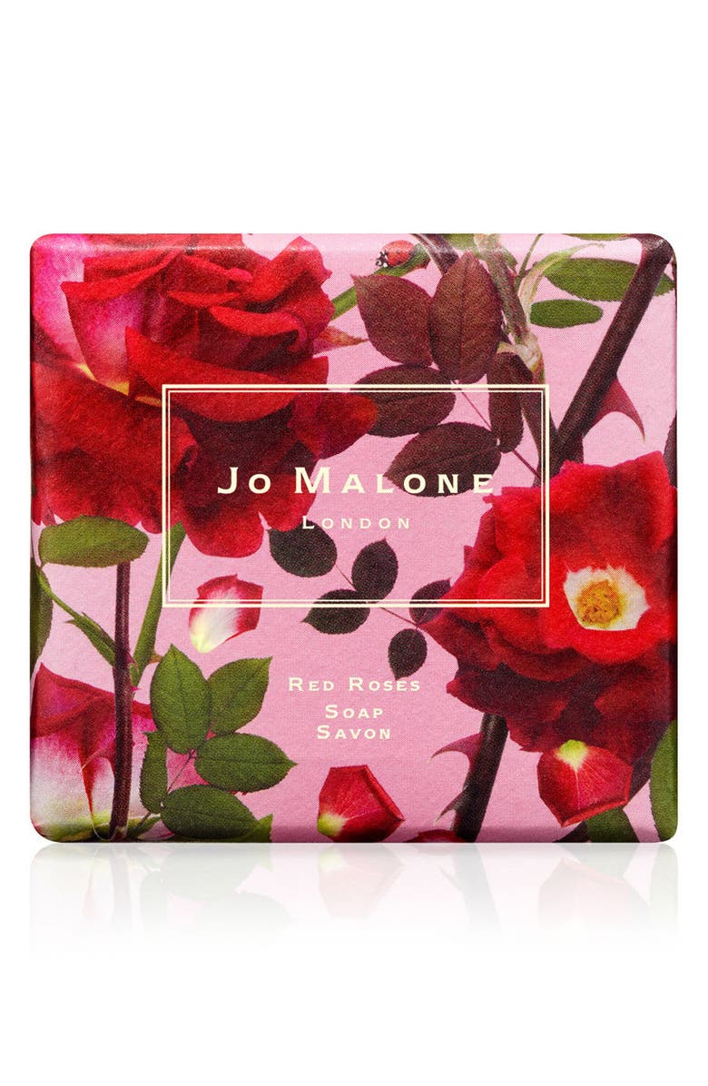 JO MALONE LONDON<SUP>™</SUP> Red Roses Soap, Main, color, NO COLOR