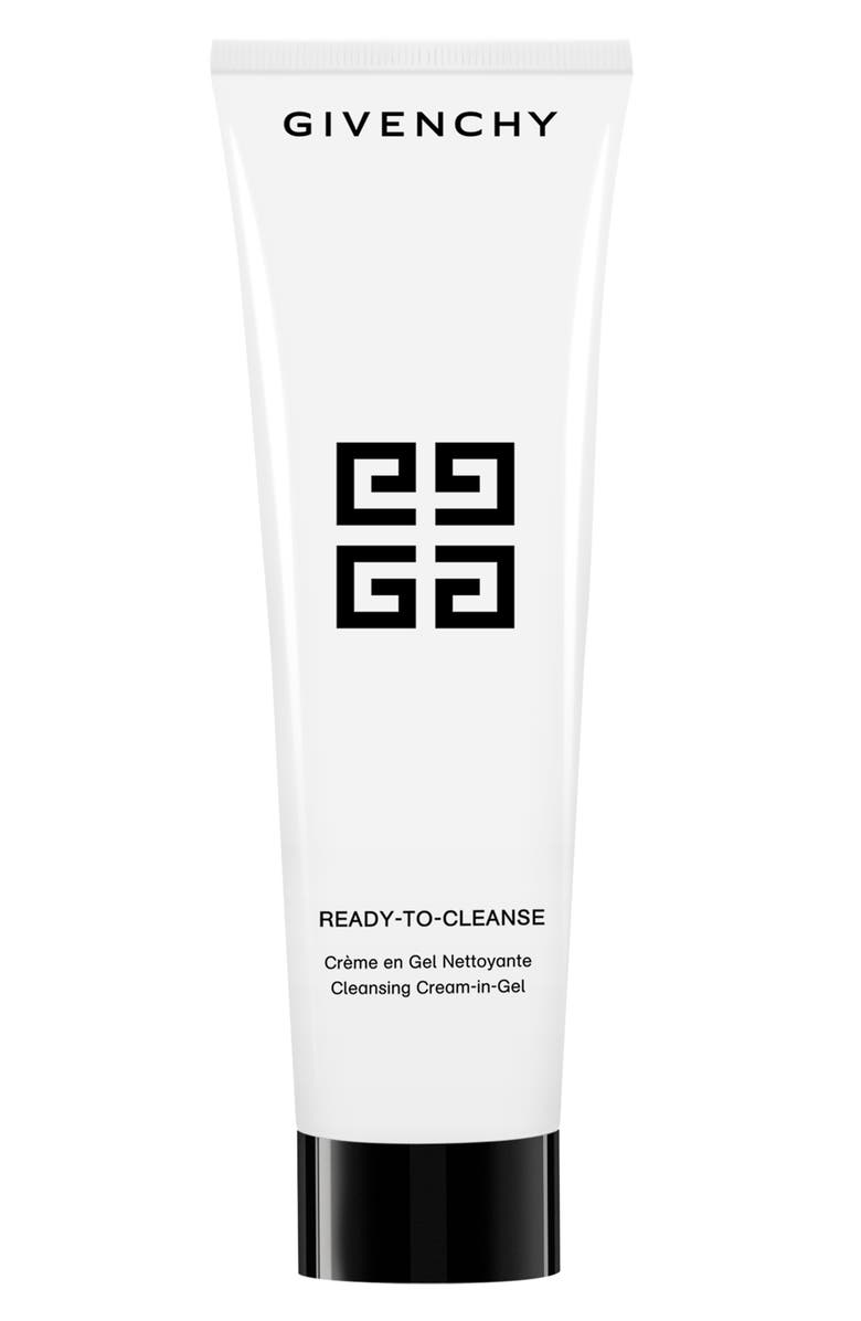 GIVENCHY Ready-to-Cleanse Cleansing Cream-in-Gel, Main, color, NO COLOR
