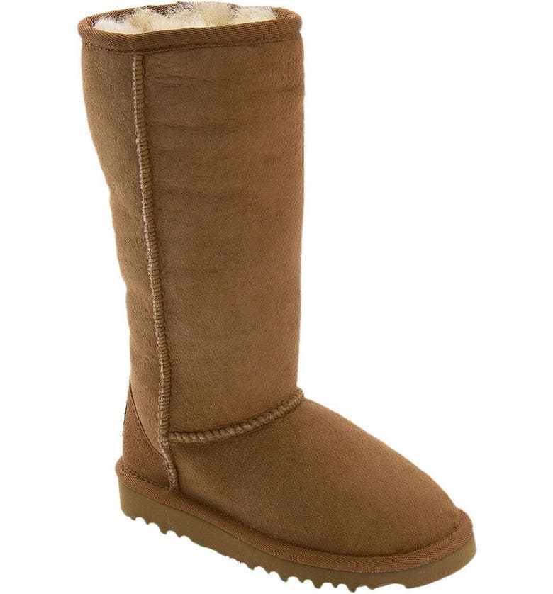 UGG<SUP>®</SUP> Classic Tall Boot, Main, color, CHESTNUT