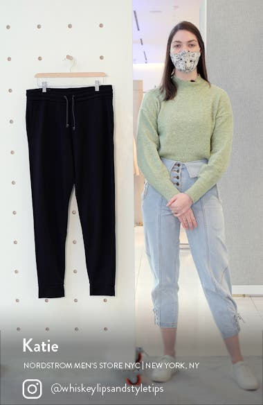 The Home Stretch Joggers, sales video thumbnail
