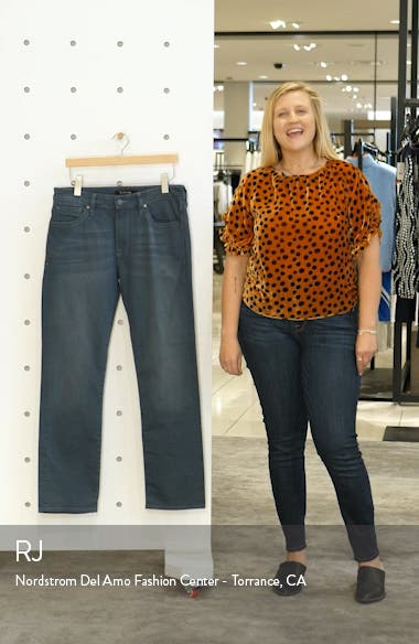 Courage Straight Leg Jeans, sales video thumbnail