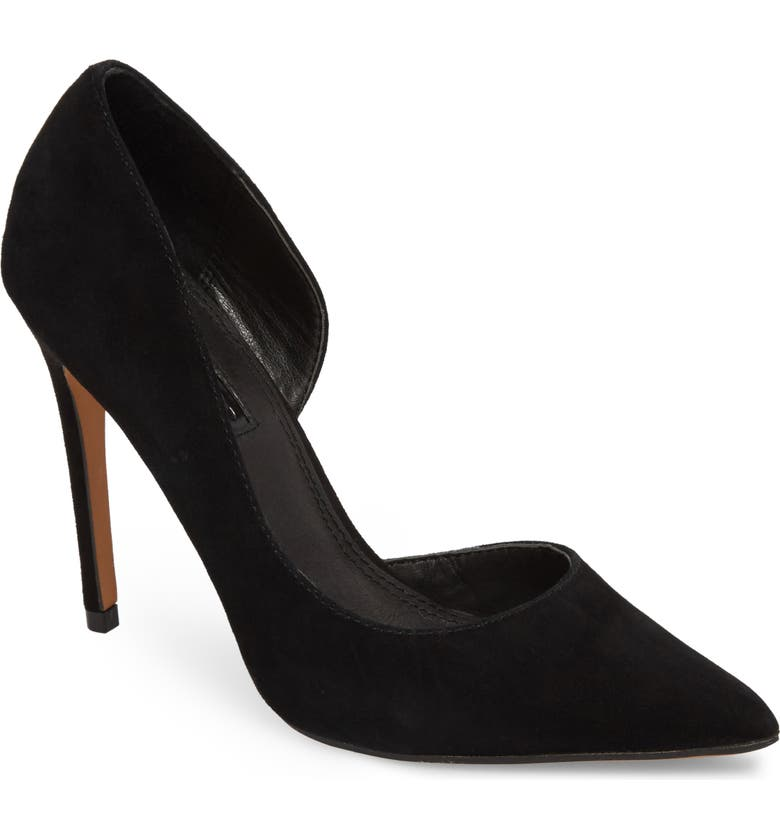 TOPSHOP Gallery Open Sided Pump, Main, color, 001