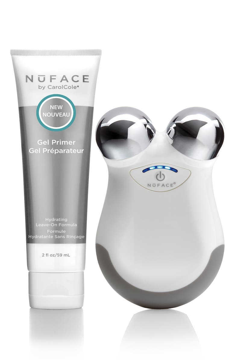 NUFACE<SUP>®</SUP> Mini Facial Toning Device, Main, color, WHITE