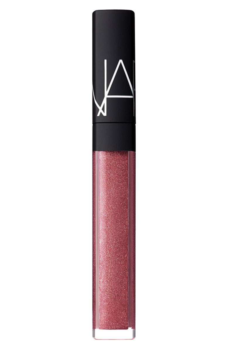 NARS Lip Gloss, Main, color, RISKY BUSINESS