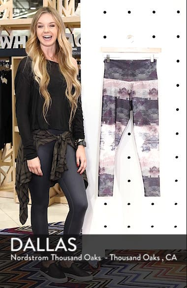 High Rise Midi Leggings, sales video thumbnail