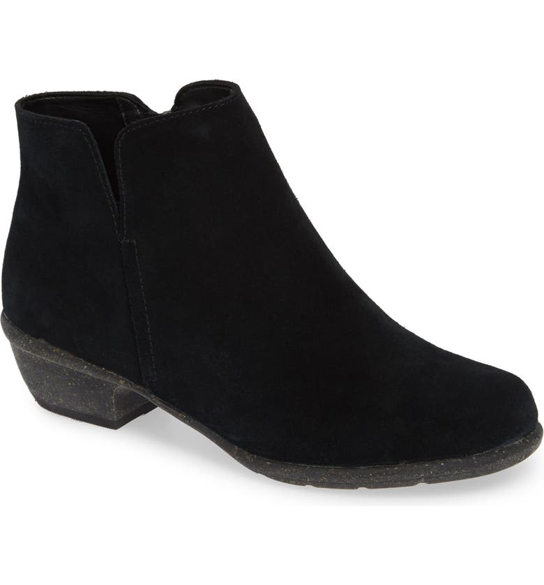 CLARKS<SUP>®</SUP> Wilrose Frost Bootie, Main, color, 007