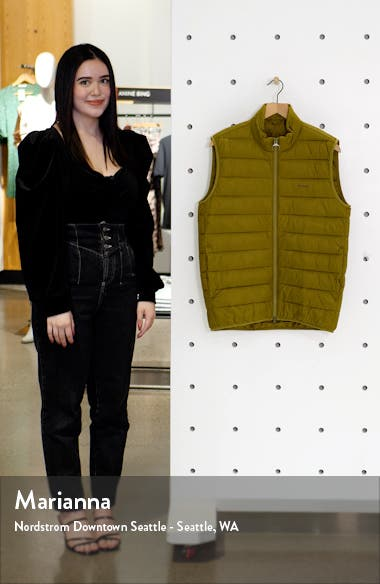 Gretby Quilted Vest, sales video thumbnail