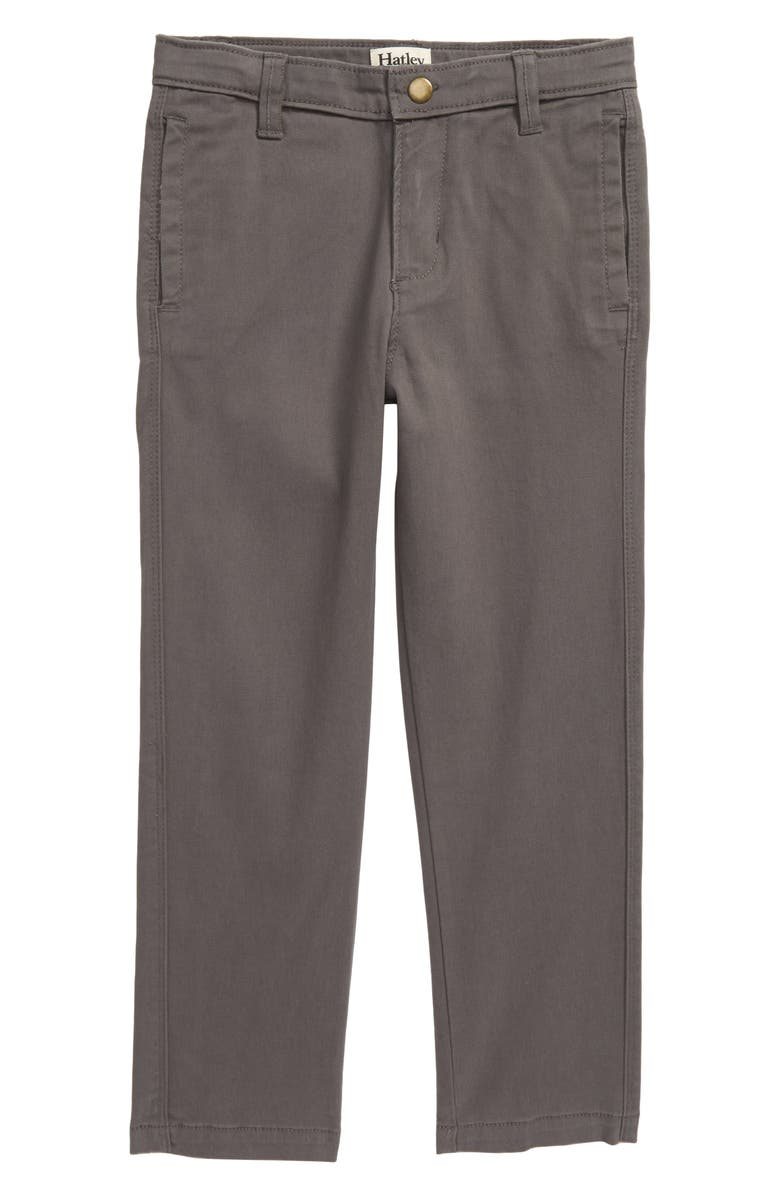 HATLEY Stretch Cotton Twill Pants, Main, color, 020