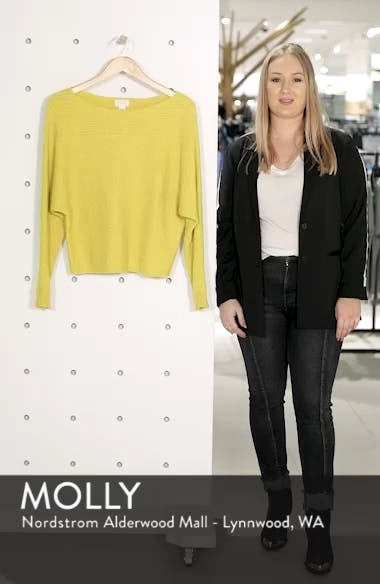 Calson<sup>®</sup> Dolman Sleeve Sweater, sales video thumbnail