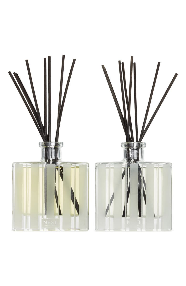 NEST NEW YORK NEST Fragrances Bamboo & Grapefruit Reed Diffuser Duo, Main, color, 000