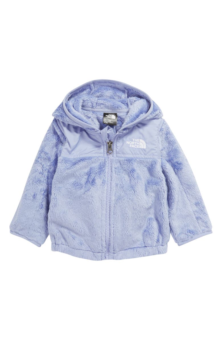 THE NORTH FACE Oso Full Zip Hoodie, Main, color, SWEET LAVENDER