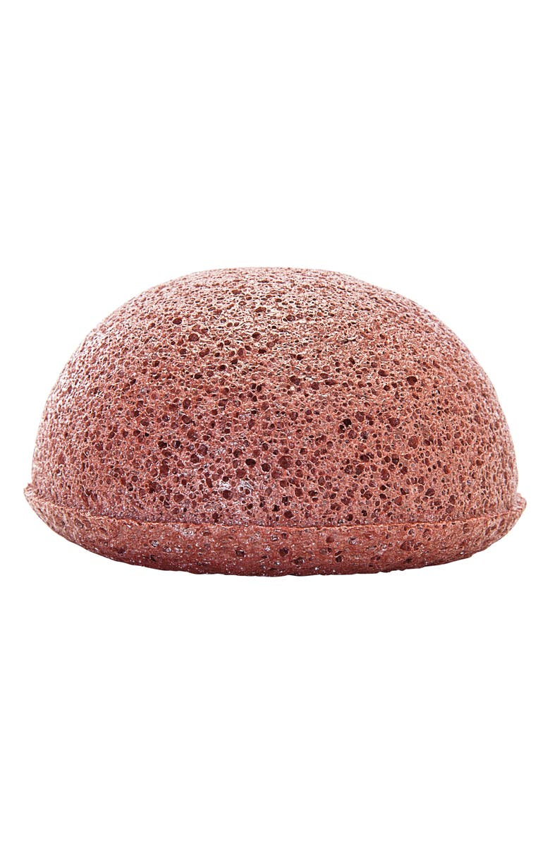BOSCIA Konjac Cleansing Sponge with Deep Hydrating Clay, Main, color, 000
