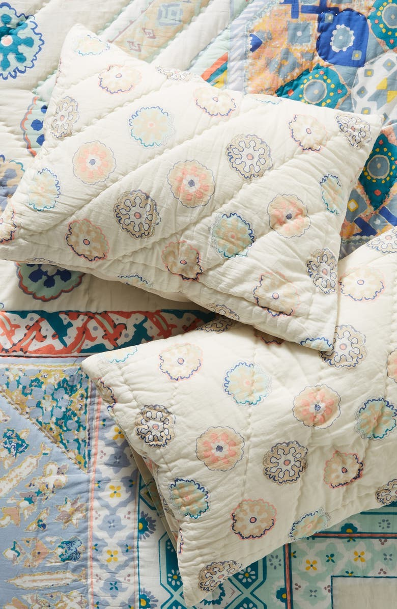 ANTHROPOLOGIE HOME Ponsonby Set of 2 Pillow Shams, Main, color, 900