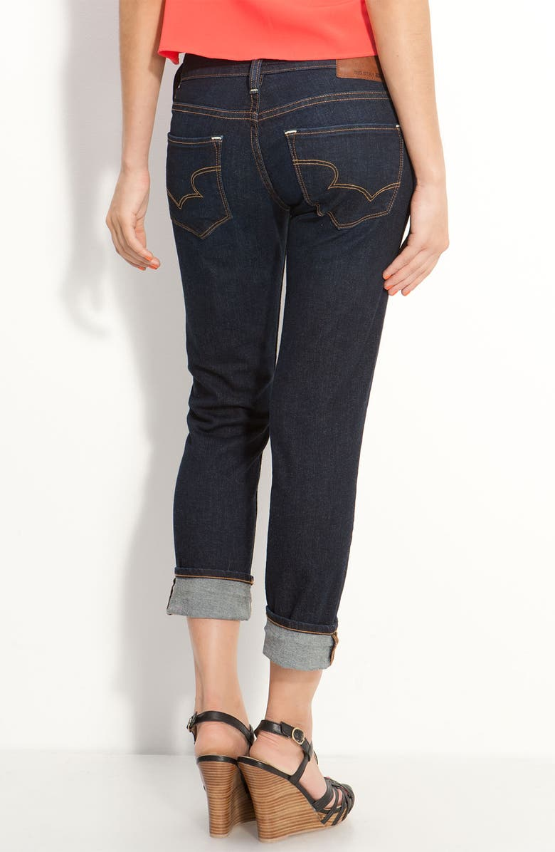 BIG STAR 'Remy' Skinny Crop Jeans, Main, color, ROBERTSON