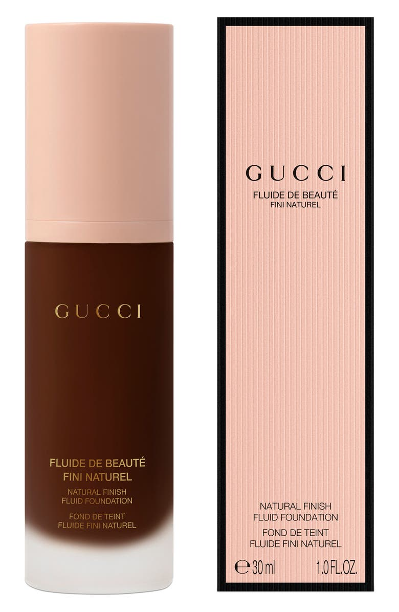 GUCCI Natural Finish Fluid Foundation, Main, color, 530N