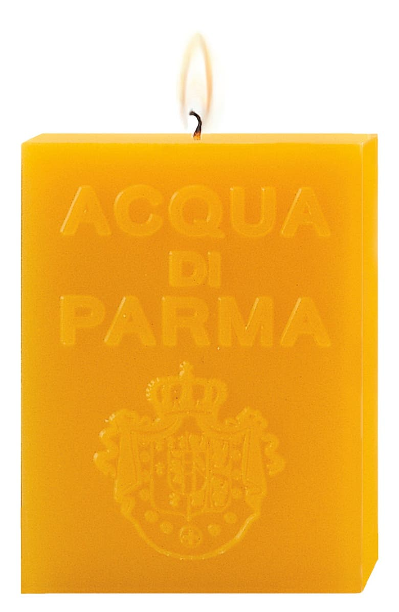 ACQUA DI PARMA 'Yellow Colonia' Cube Candle, Main, color, NO COLOR