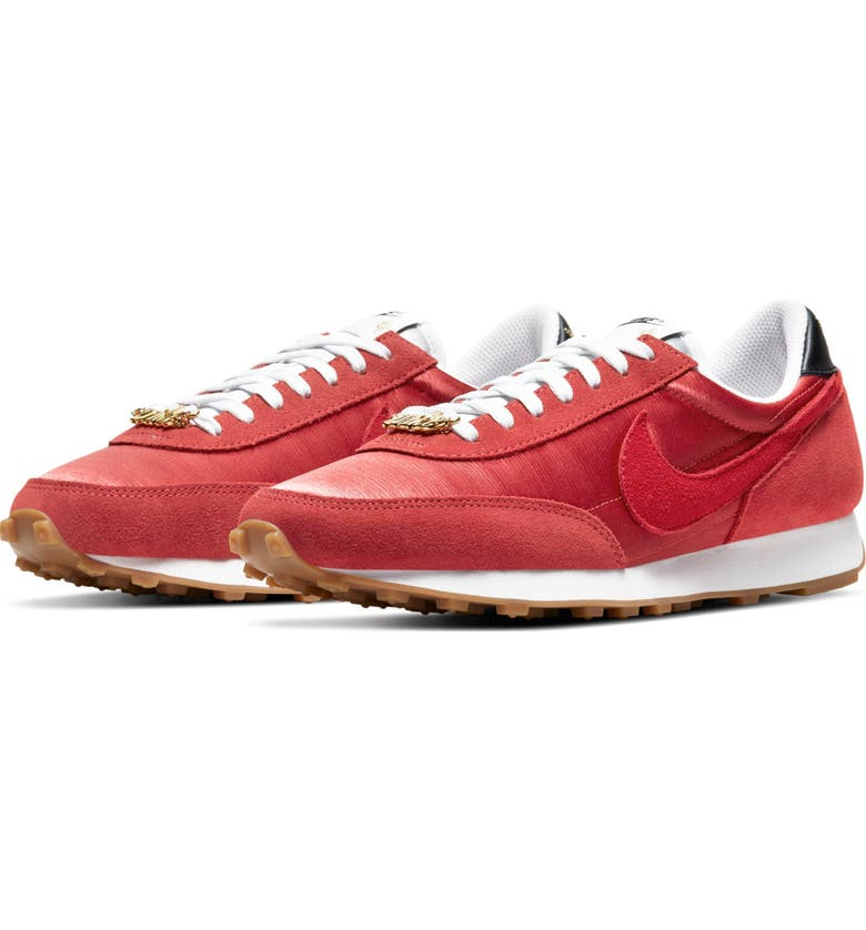 NIKE Daybreak Sneaker, Main, color, MARTIAN SUNRISE/ CHILE RED