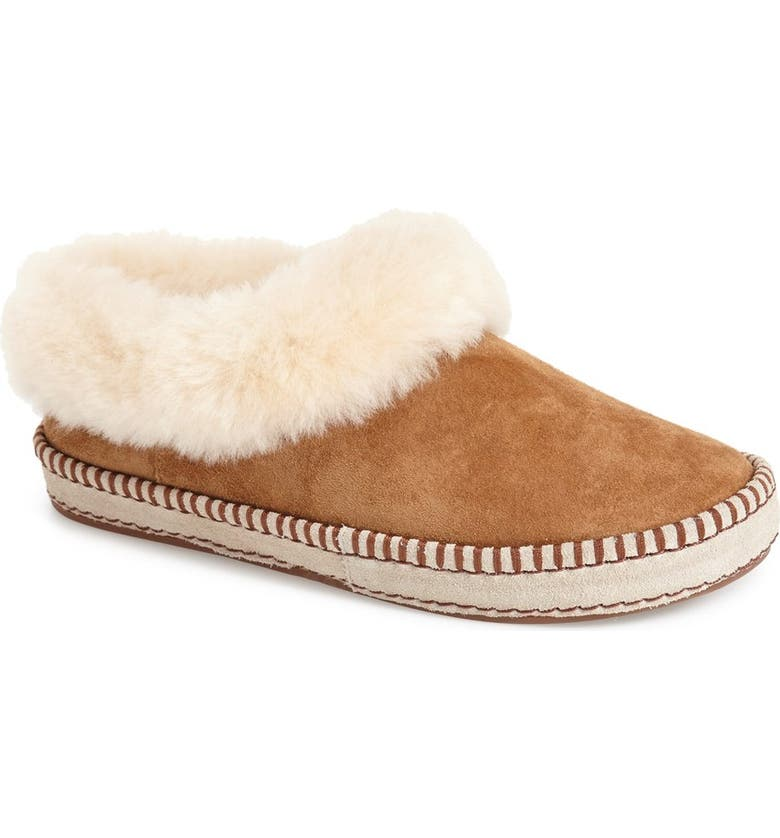 UGG<SUP>®</SUP> Wrin Slipper, Main, color, 219