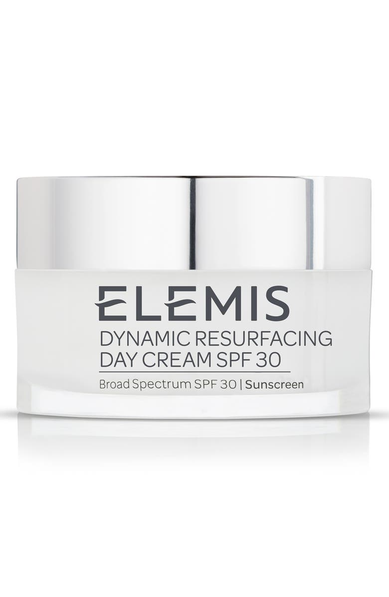 ELEMIS Dynamic Day Resurfacing Cream SPF 30, Main, color, NO COLOR