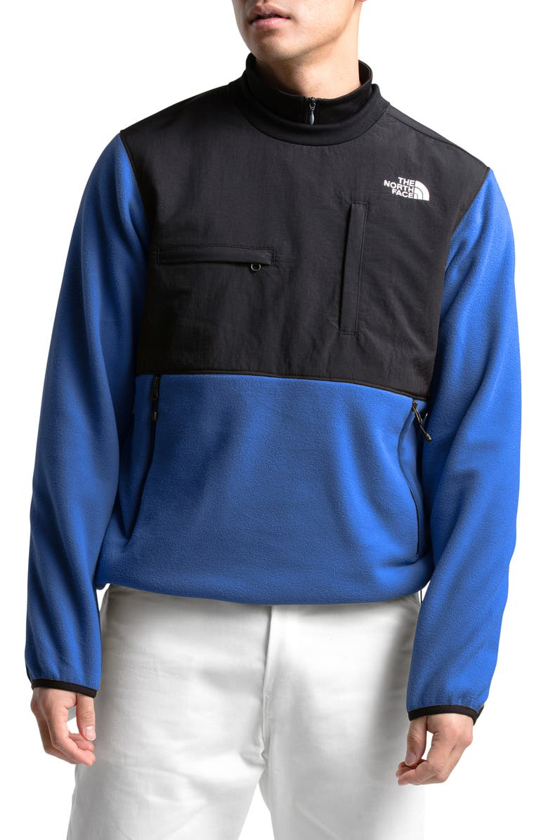 THE NORTH FACE Denali Durable Water Repellent Pullover, Main, color, 401