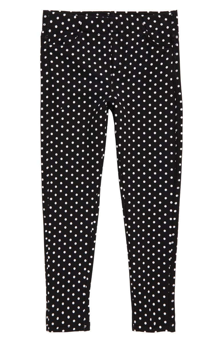 TUCKER + TATE 'Sadie' Printed Jeggings, Main, color, 002