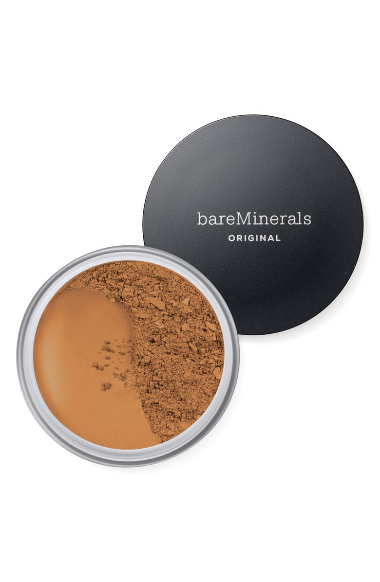 BAREMINERALS<SUP>®</SUP> Matte Powder Foundation Broad Spectrum SPF 15, Main, color, 25 GOLDEN DARK