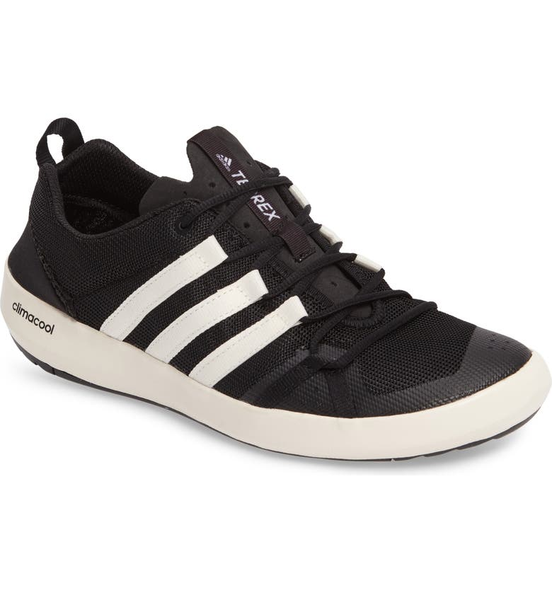 ADIDAS Terrex Climacool<sup>®</sup> Boat Sneaker, Main, color, 001