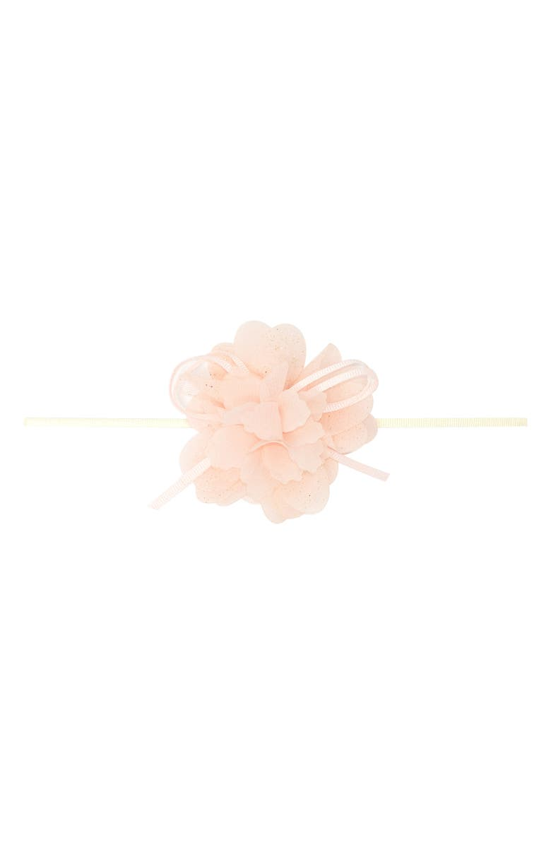 PLH BOWS Organza Butterfly Headband, Main, color, 650