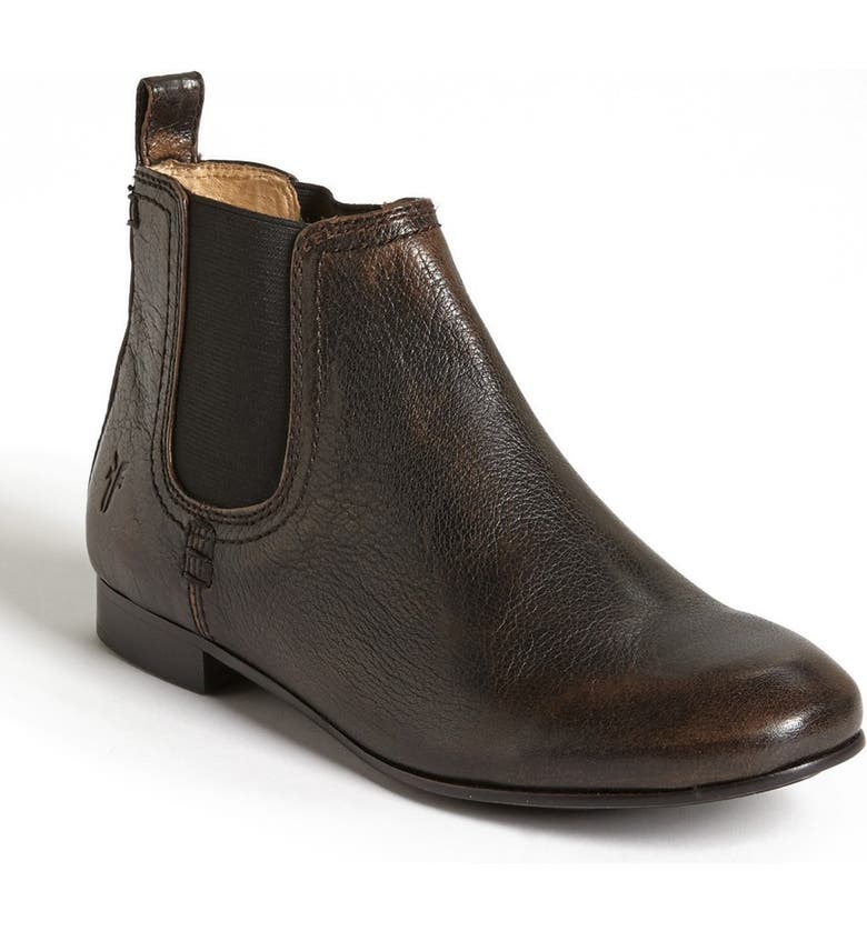 FRYE 'Jillian' Chelsea Boot, Main, color, 020