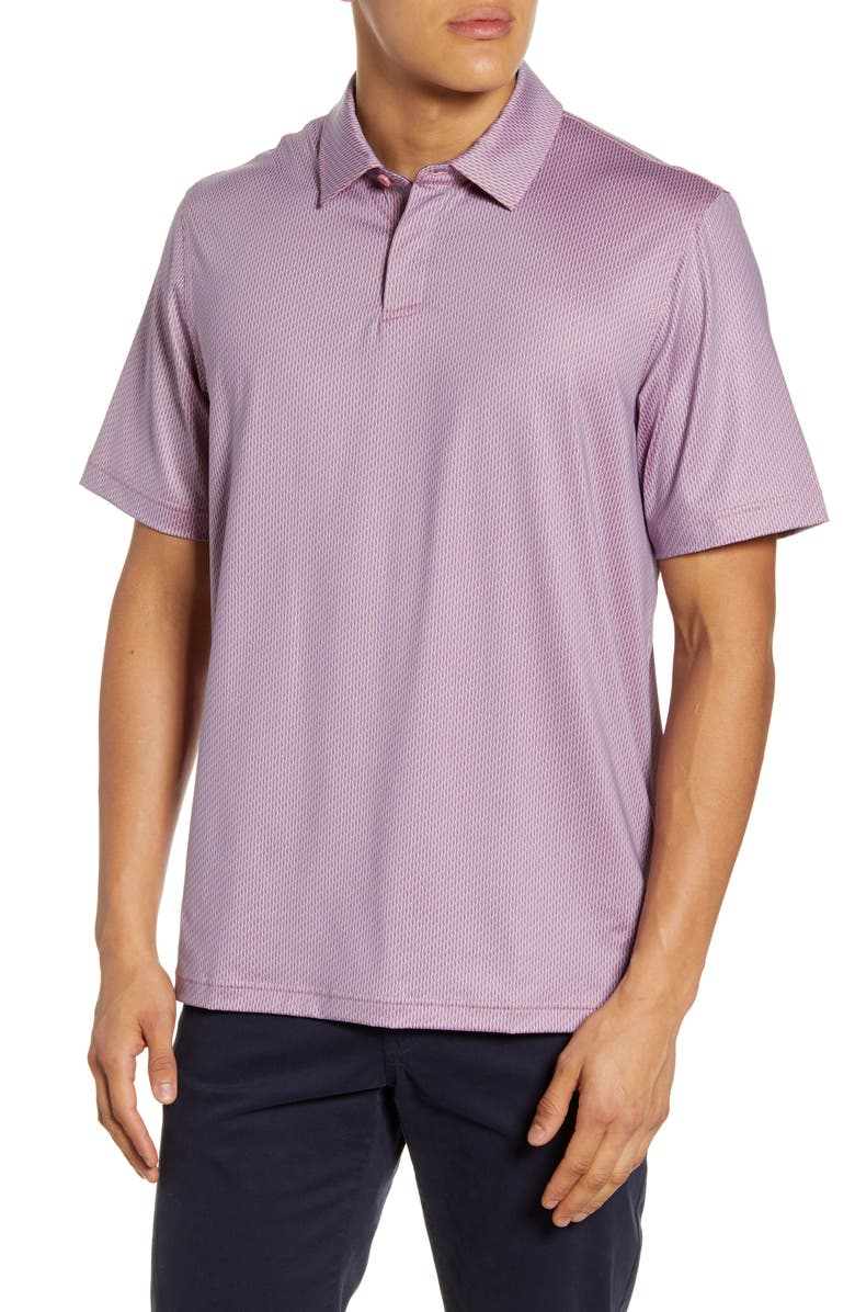 VINEYARD VINES Sankaty Performance Knit Polo, Main, color, 650