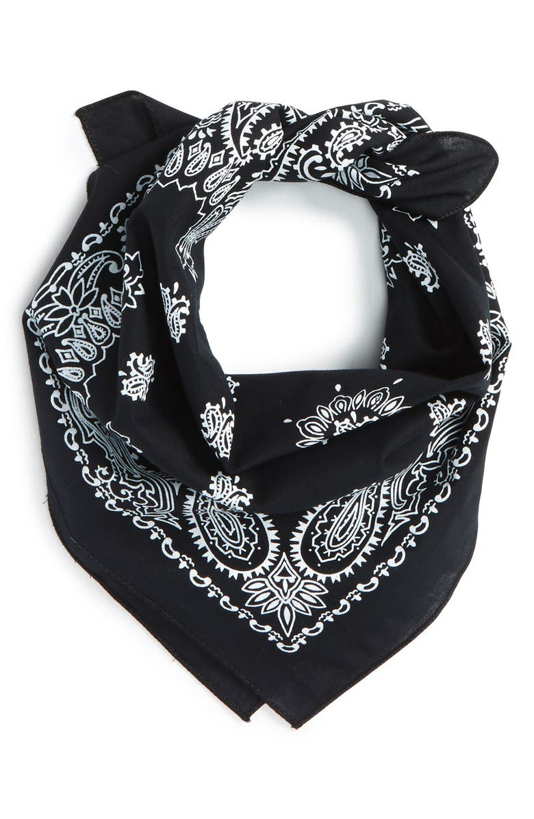 CARA Cotton Bandana, Main, color, 001