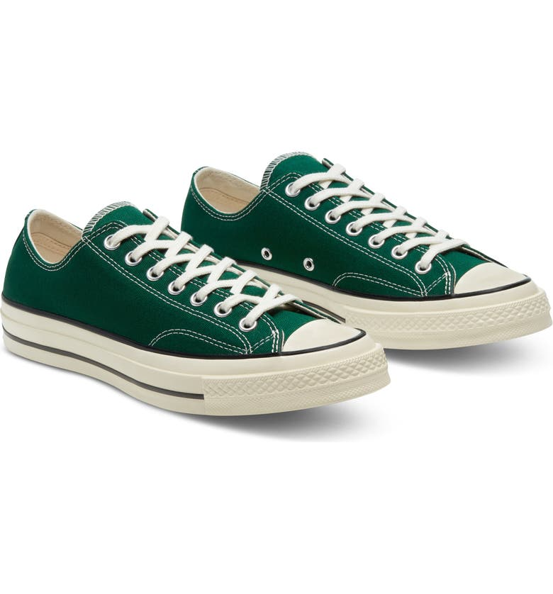 CONVERSE Chuck Taylor<sup>®</sup> All Star<sup>®</sup> 70 Low Top Sneaker, Main, color, MIDNIGHT CLOVER/ EGRET/ BLACK