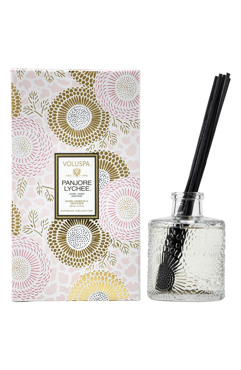 VOLUSPA Japonica Fragrant Oil Diffuser, Main, color, PANJORE LYCHEE