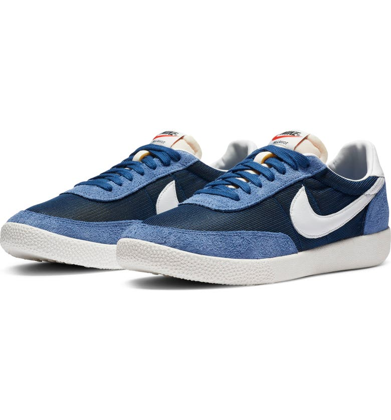 NIKE Killshot SP Sneaker, Main, color, BLUE/ WHITE/ STONE BLUE