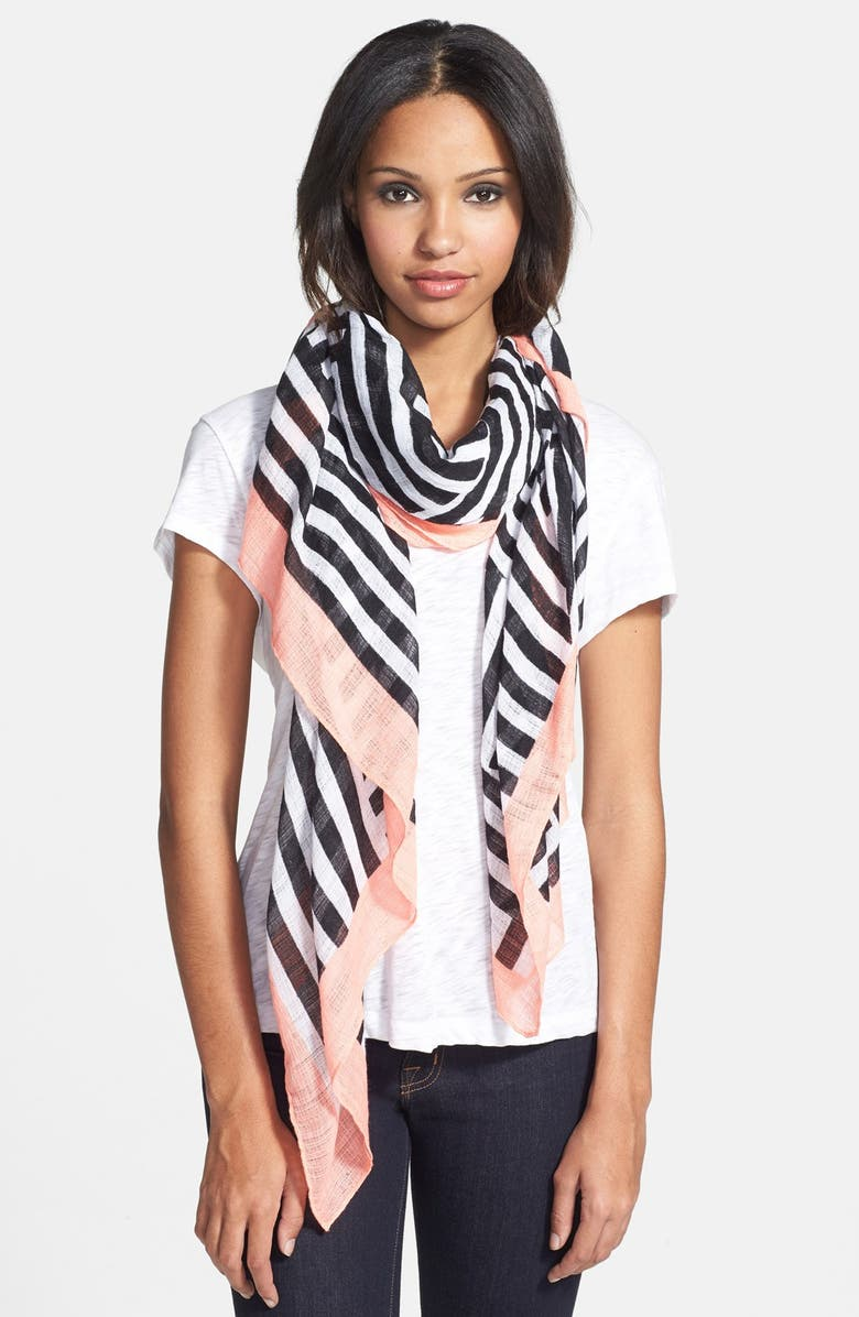 BCBG eneration 'Who's the Boss' Scarf, Main, color, 102