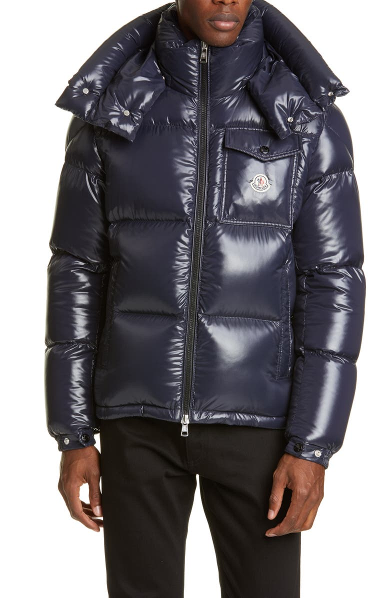MONCLER Montebeliard Down Puffer Jacket, Main, color, 419