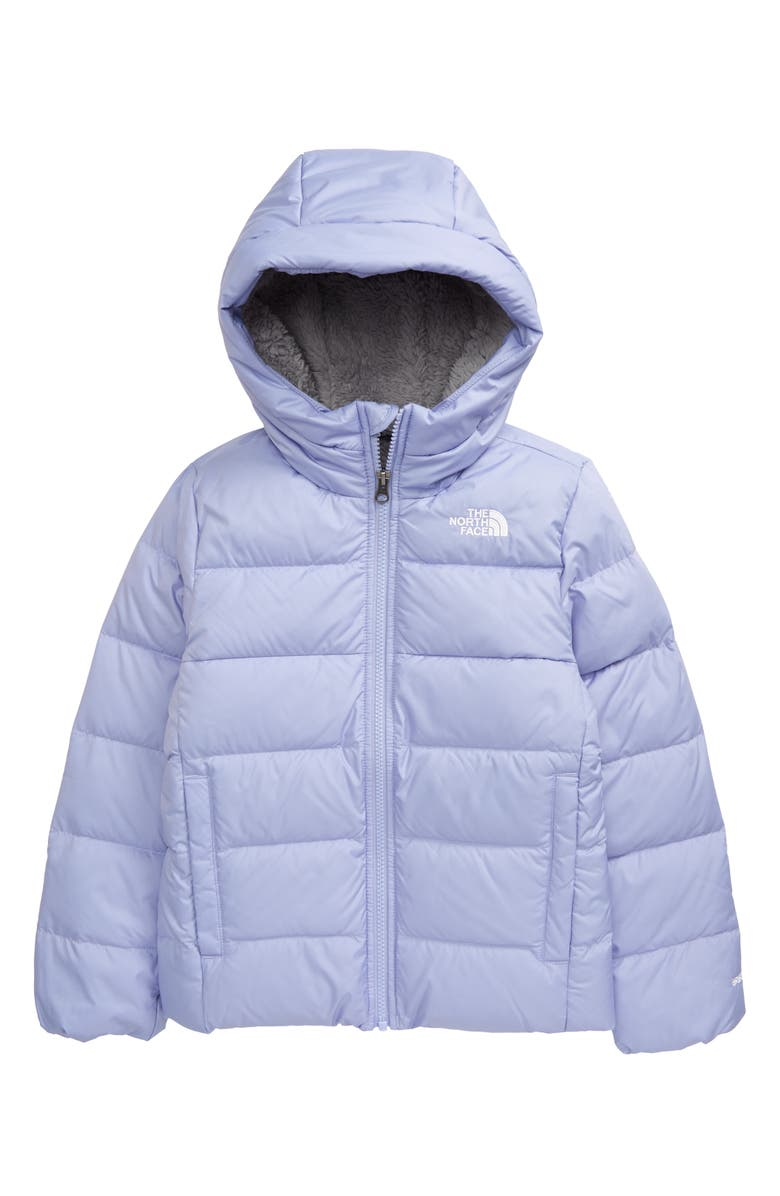 THE NORTH FACE Kids' Moondoggy Water Repellent 550 Fill Power Down Jacket, Main, color, 510