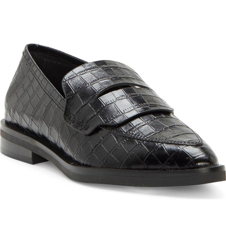 REBECCA MINKOFF Pacey Penny Loafer, Main, color, 001