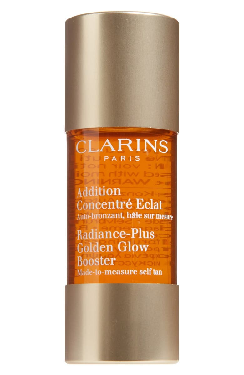 CLARINS Radiance-Plus Golden Glow Booster, Main, color, No Color