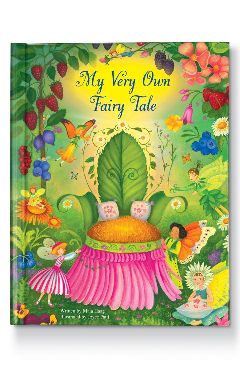 I SEE ME! 'My Very Own Fairy Tale' Personalized Book, Main, color, NONE