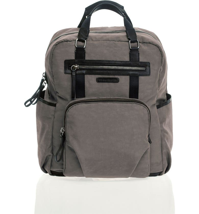 TWELVELITTLE 'Courage' Unisex Backpack Diaper Bag, Main, color, 020