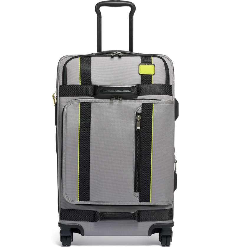 TUMI Merge 26-Inch Front Lid Recycled Dual Access 4-Wheel Packing Case, Main, color, 020