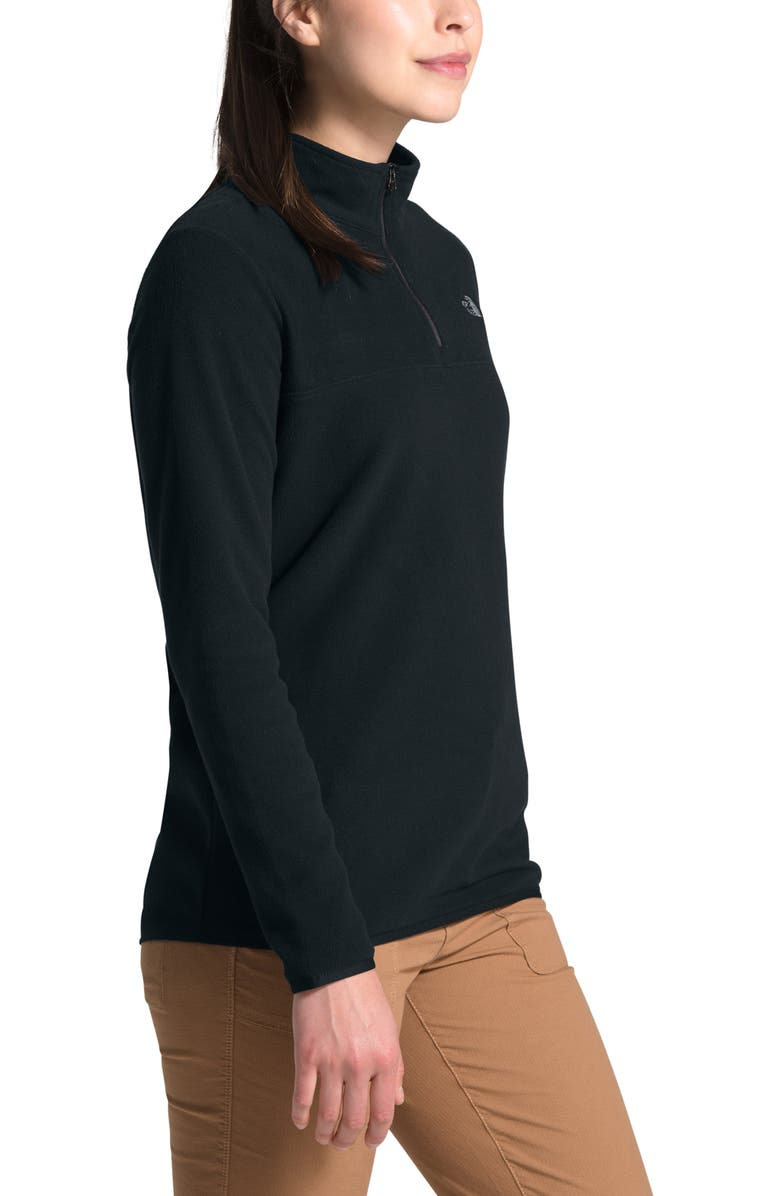 THE NORTH FACE TKA Glacier Quarter Zip Fleece, Main, color, 017