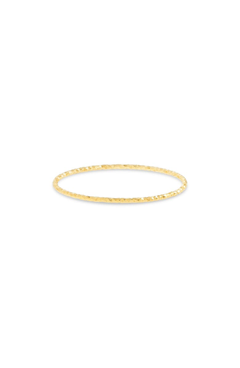 STONE AND STRAND Sparkle Ring, Main, color, 14K YELLOW GOLD