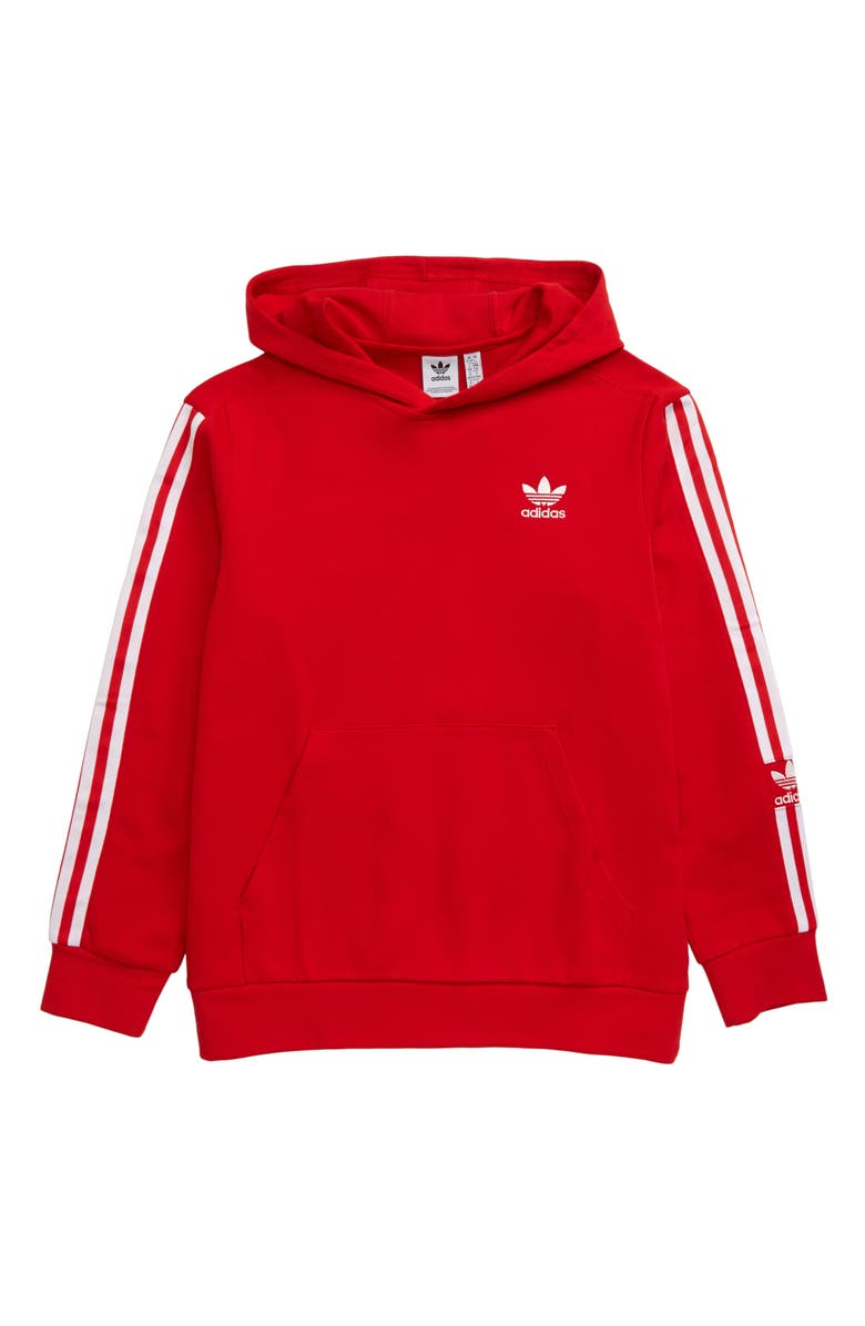 ADIDAS ORIGINALS Icon Hoodie, Main, color, 600