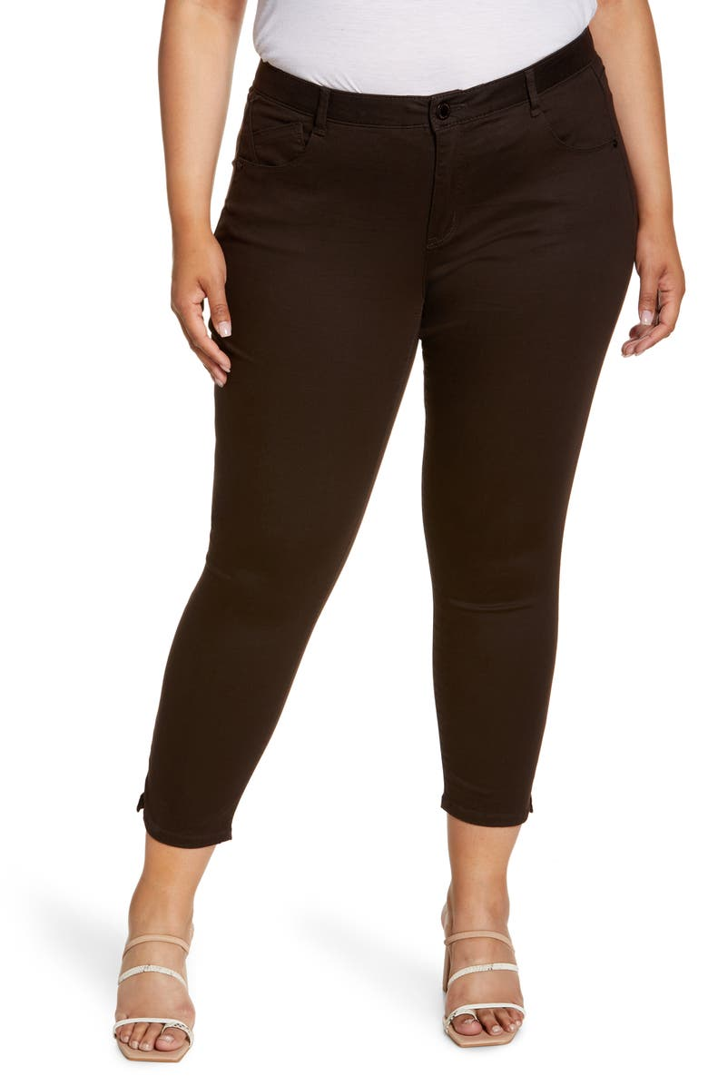 WIT & WISDOM Ab-Solution High Waist Ankle Skinny Pants, Main, color, 210