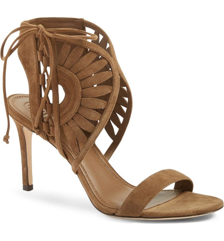 TORY BURCH 'Leyla' Sandal, Main, color, 037