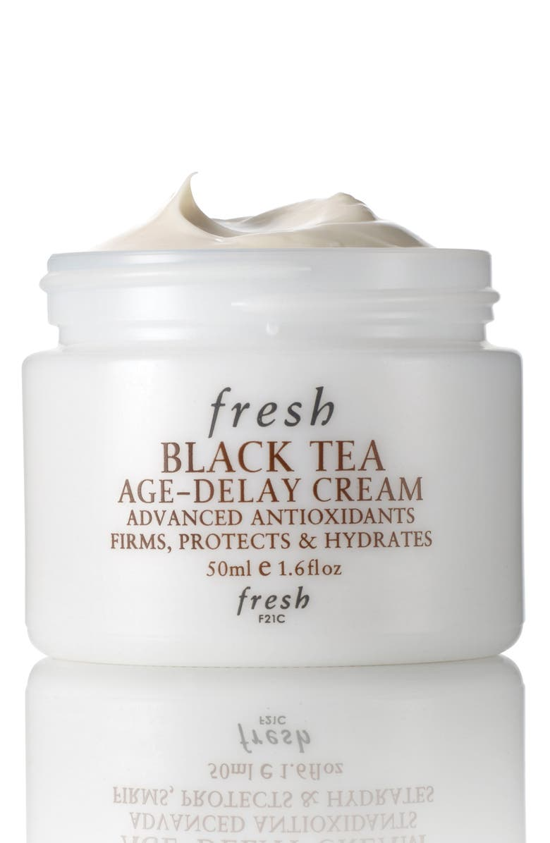 FRESH<SUP>®</SUP> Black Tea Age-Delay Cream, Main, color, NO COLOR