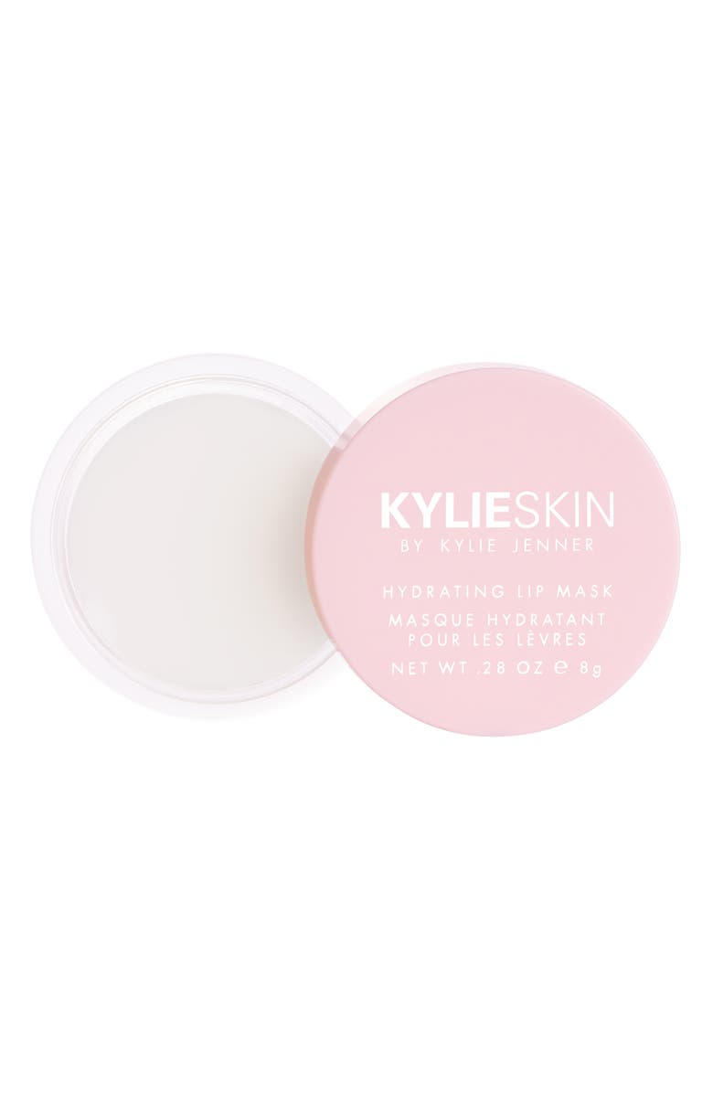 KYLIE SKIN Hydrating Lip Balm Mask, Main, color, NO COLOR