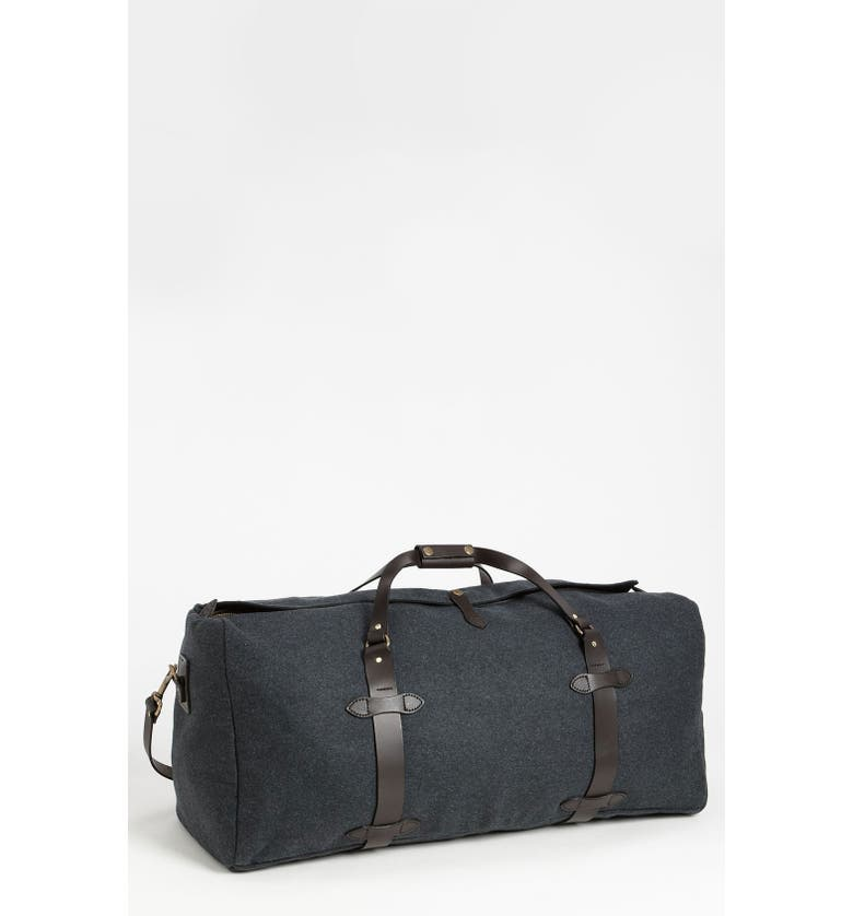 FILSON Large Wool Duffel Bag, Main, color, 010